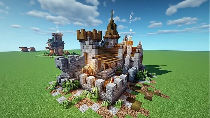 Oceanside Castle