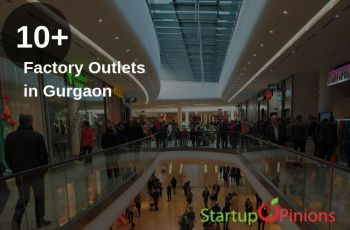 factory outlets in gurgaon