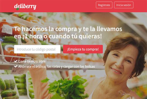 Deliberry.com – la compra del «super» online y en 1 hora en casa