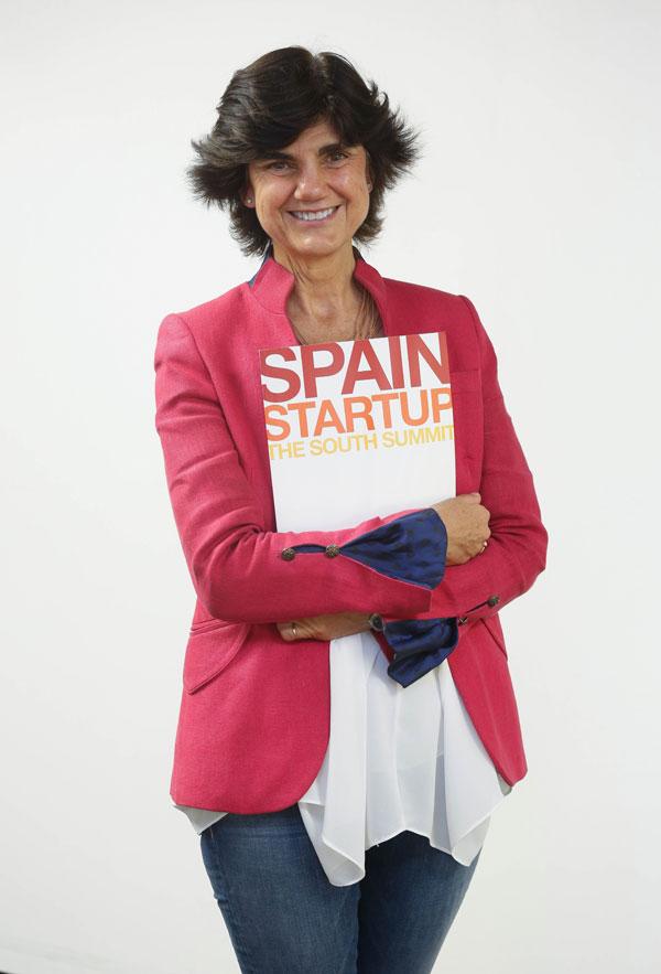 María Benjumea – las 15 respuestas de la fundadora de Spain Startup
