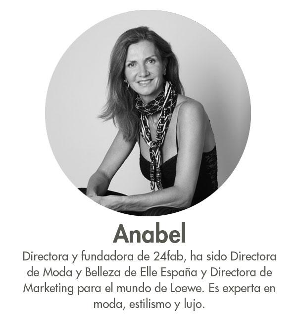 Anabel Zamora – las 15 respuestas de la fundadora de 24fab.com