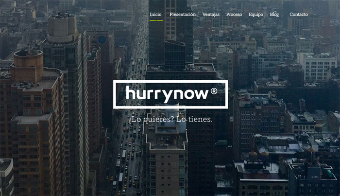 hurrynow