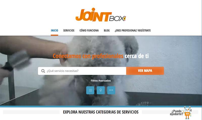 Profesionales a tu alrededor – JointBox