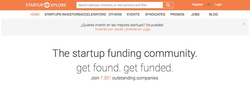 invertir en un startup