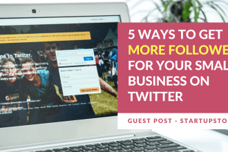5 ways to get more followers on Twitter