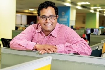 The Journey Of Vijay Shekhar Sharma From e-Wallet To Wealth Management