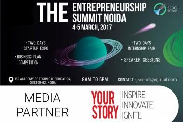 The Entrepreneurship Summit Noida