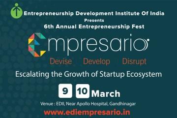 Empresario - 6th Annual Entrepreneurship Fest