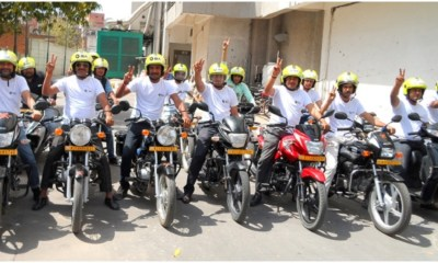 ola, ola bike, Ola bike begins ride in faridabad, Ola bike launched, Ola taxis, Ola app, ola launches ola bike, outstation services, Ola launches Ola Bike on its app, Ola Bike Faridabad, Ola Money, transportation services aggregator, faridabad, haryana, haryana government, new delhi, uber, indian, startups, founders, entrepreneurs, innovators, stories, insights, investors, funding, acquisition