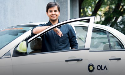 ola, ola co-founder Bhavish Aggarwal, Bhavish Aggarwal, Ola to turn profitable in two years, ANI Technologoies, cab hailing firm, uber, ola ride sharing, Ola will see profits soon, ola share, ola prime, ola in trouble, ola in loss, Business, Bhavish Aggarwal latest news, ola latest news, startup stories