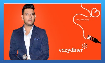 yuvraj singh, youwecan, eazydiner, table reservation, funding, global brand ambassador, startup, table booking, angel investor, eazydiner gets backing by yuvraj singh, the oberoi group, the indian accent, taj group, marriott, ITC, farzi, eazydiner, startupstories, startup stories india, startupstories 2017
