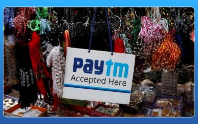Paytm To Collab With ICICI For Digital Credit,Startup Stories,Business Latest News 2017,Paytm and ICICI Bank Collaborate,ICICI Bank Short Term Instant Digital Credit,India Largest Mobile Wallet,Paytm Founder Vijay Shekhar Sharma,ICICI Bank Offer Short Term Loans,Paytm Ties Up with ICICI Bank