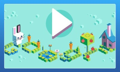 Google Doodle Teaches Kids To Code,Startup Stories,Inspirational Stories 2017,Latest Technology News and Updates,Google Doodle Teaches Kids Code,Google Doodle Celebrating 50 Years of Coding,Computer Science Education Week,Kids Coding Languages,Google Doodle Highlights