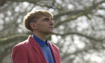 The World First Cyborg,Color Blind Artist Neil Harbisson,World First Cyborg Neil Harbisson,Startup Stories,UK Government Recognises Cyborg Status,World Government Summit,2018 Technology News Update,World First Cyborg News,Cyborg Foundation,World First Cyborg Artist,Startup News India 2018
