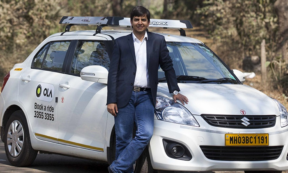 Ola Acquires Ridlr To Enhance Public Transport,Startup Stories,2018 Latest Business News,Startup News India,Ola Acquires Ridlr,Ola Acquires Public Transport Ridlr,Ridlr Merge with Ola,Ola and Ridlr Tie up,Ola CEO Bhavish Aggarwal,Ola Business News,Startup Finding