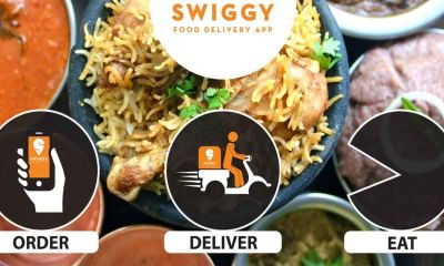 Swiggy Raises $1 Billion Funding,Startup Stories,Latest Business News 2018,Top Business News of 2018,Food Delivery Startup Swiggy,Food Delivery Service Swiggy Funding,Swiggy Latest News,Swiggy Funding News 2018,Online Food Delivery Service Swiggy Raises Funding,Swiggy Raises Funds by Naspers