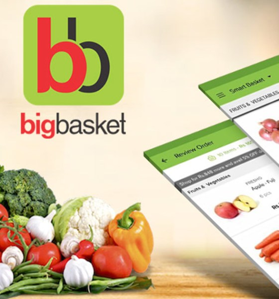 Big basket Founding Story And Its Recipe For Success,Startup Stories,The Bigbasket of groceries is set to get bigger,Lessons from Bigbasket co-founder Hari Menon,Inspiring Success Story of Hari Menon,Amazon in talks to buy Indian online grocer BigBasket,Grofers vs BigBasket