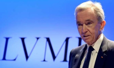 Bernard Arnault Replaces Bill Gates,Second Richest Man In World,Startup Stories,World Second Richest Person,2nd Richest Person in World,Bernard Arnault As Second Richest Man In World,Bernard Arnault Latest News,LVMH CEO Bernard Arnault