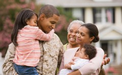 Great for military spouses!