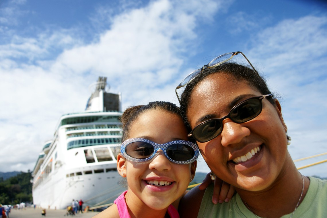 cruise line opportunity family on cruise ship