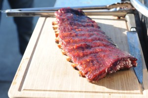 Bay Area BBQ Events: The BABAs and Mano A Mano Rib Throwdown