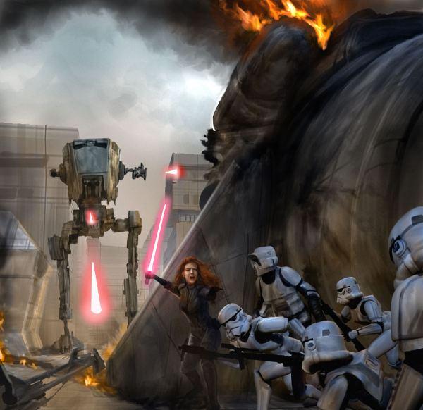 Mara Jade Skywalker - Encyclopdie Star Wars Holonet