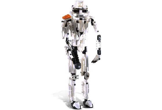 Technic Stormtrooper • Collection • Star Wars Universe