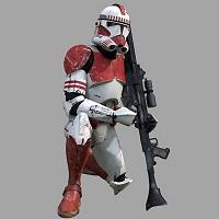 Soldats clones de choc  Encyclopdie  Star Wars Universe