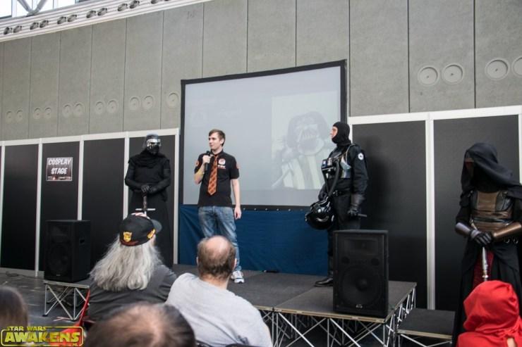 De Dutch Garrison vertelde op de Cosplay Stage over wat het inhoudt om lid van hen te worden.