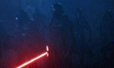 Star Wars Awakens Knights of Ren