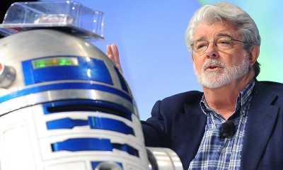 George Lucas Star Wars Awakens