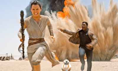 Rey Finn Star Wars Awakens