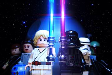 Geruchten over Star Wars LEGO 2016 sets