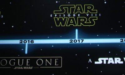 Star Wars tijdlijn