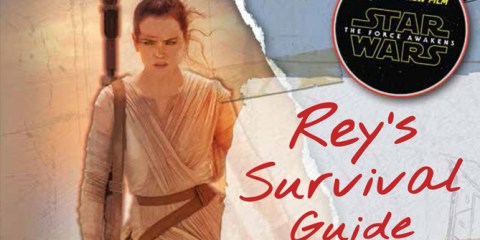Rey's Survival Guide Cover