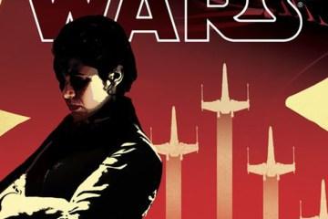 Star Wars Bloodline Omslag