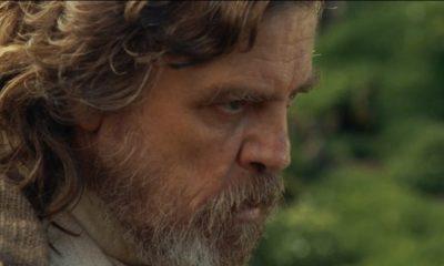 Episode VIII, Luke Skywalker