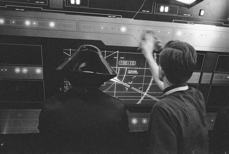 Episode VIII foto's en voortgangsupdate - Episode VIII set First Order