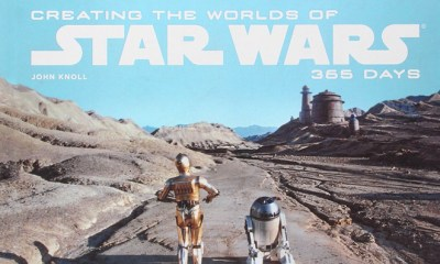 Making the Worlds of Star Wars Cover