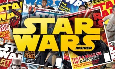 Star Wars Insider Short Stories