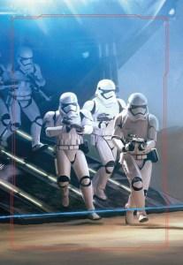 Stormtroopers komen in actie op Jakku - door Brian Rood