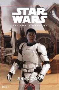 Finn's Story Cover