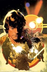Yoda comic cover