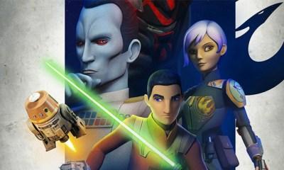 Star Wars Rebels Seizoen 3