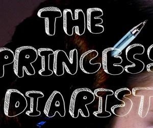 Princess Diarist Cover