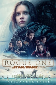 Rogue One: A Star Wars Story - Cover
