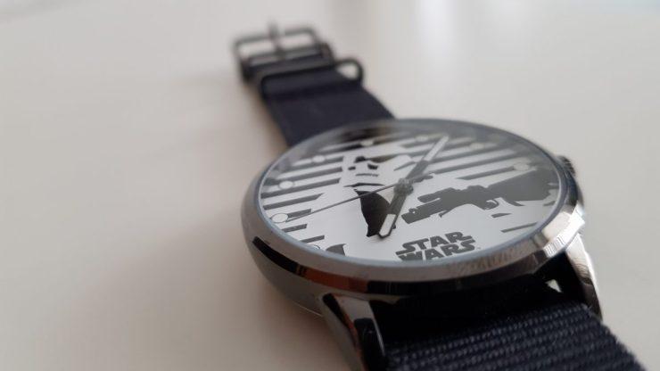 Star Wars horloge