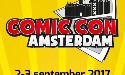 Comic Con Amsterdam