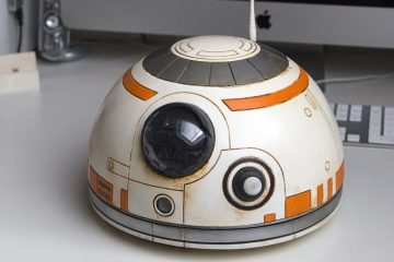 The head of BB-8