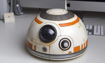 De kop van BB-8